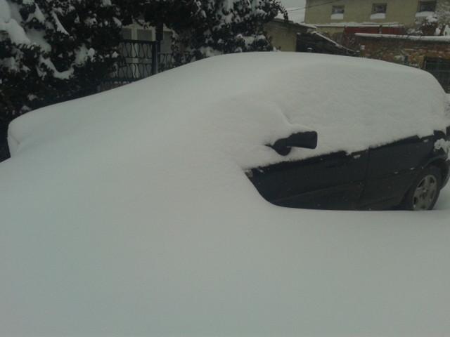 """В Силистра имаме """"малко"""" сняг! 3"""