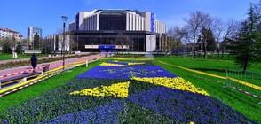 ОТВОРЕНИ ВРАТИ: Показват залите на Европредседателството в НДК (ВИДЕО)