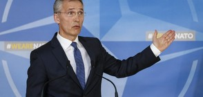 Столтенберг: Очаквам покана за членството на Македония в НАТО