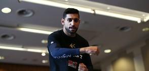 Амир Хан се завръща с боксов спектакъл в Ливърпул на 21 април пряко по DIEMA XTRA