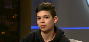 Какви са посланията на един 13-годишен рапър?