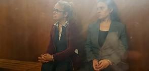 СЛЕД ЗРЕЛИЩНИЯ АРЕСТ: Иванчева зад стъклена преграда в съда (ВИДЕО+СНИМКИ)
