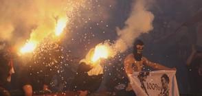 До 2 месеца: Внасят нов закон за хулиганството по стадионите (ВИДЕО)