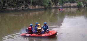 5 загинали и множество изчезнали след инцидент с лодки в Китай (ВИДЕО+СНИМКИ)
