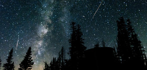 """ЗВЕЗДНО ШОУ: Предстои пикът на метеорния поток """"Лириди"""""""