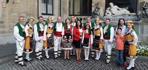 ГОЛЯМОТО БЪЛГАРСКО ХОРО: Фолклор и танци в Брюксел (СНИМКИ)