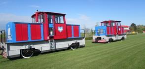 Новите локомотиви на софийското метро (СНИМКИ)