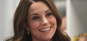 Кейт Мидълтън е приета в болница с контракции