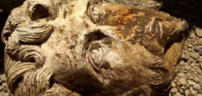 Археолози откриха в Египет бюст на Марк Аврелий