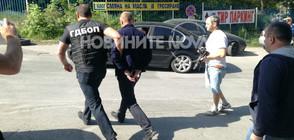 СПЕЦАКЦИЯ: Над 10 задържани в ДАИ-Благоевград (ВИДЕО+СНИМКИ)