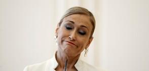 Президентът на Мадрид подаде оставка заради обвинения в кражба на кремове (ВИДЕО+СНИМКИ)
