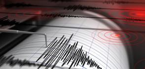 Силно земетресение разлюля Румъния