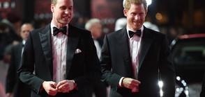 Принц Хари покани брат си за кум (СНИМКИ)