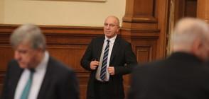 Емил Христов остава зам.-председател на парламента (ВИДЕО)