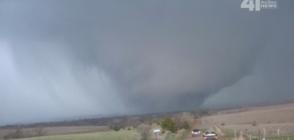 17 души са пострадали в поредица от бури торнадо в САЩ (ВИДЕО)