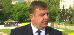 Каракачанов: Има трусове в коалицията на Патриотите