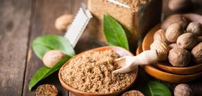 Индийското орехче предпазва от увреждания на черния дроб