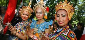 Фестивал на азиатската култура в Борисовата градина (ВИДЕО+СНИМКИ)
