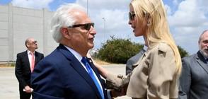 Иванка Тръмп пристигна в Израел за откриването на посолството на САЩ (ВИДЕО+СНИМКИ)