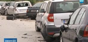 Танцьорката, помела 10 коли в Пловдив - на път да се върне в затвора