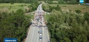 Продължават протестите за съдбата на болницата в Ловеч (ВИДЕО)