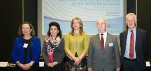 Захариева: Политическият елит на Западните Балкани да продължи реформите