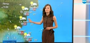 Прогноза за времето (18.05.2018 - обедна)