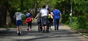Благотворителен маратон по двойки Run2Gether