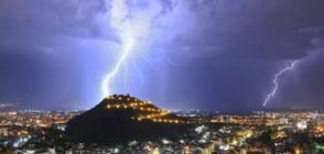 ОПАСНО ВРЕМЕ: Жълт код за бури и градушки