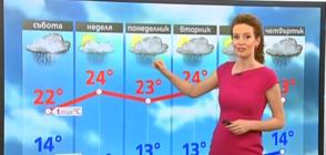 Прогноза за времето (19.05.2018 - обедна)