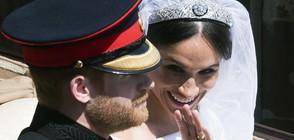 Кралската сватба в няколко минути (ВИДЕО)