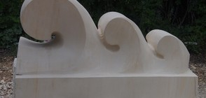 """Творци ваят море от камък в курорта """"Св. Св. Константин и Елена"""" (ВИДЕО+СНИМКИ)"""