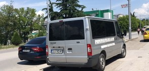 Арести в КАТ-Благоевград (ВИДЕО)