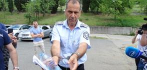 Арестуваха шефа на КАТ-Благоевград при спецакция (ВИДЕО+СНИМКИ)