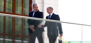 Радев и Путин с първи разговор в Сочи (ОБЗОР)