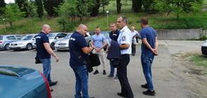 Шефът на КАТ-Благоевград остава в ареста (ВИДЕО)