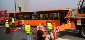 Редно ли е автобус на градския транспорт да вози пътници по магистрала?