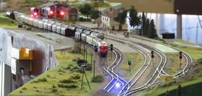 Международна изложба по жп моделизъм отваря врати в Русе (ВИДЕО+СНИМКИ)