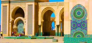 """""""Без багаж"""" в риадите на Мароко"""