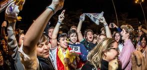 """""""Реал"""" (Мадрид) спечели Шампионската лига, в Ливърпул тъгуват (ВИДЕО+СНИМКИ)"""