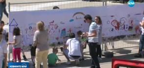 Детски панаир запознава най-малките с всички форми на изкуството