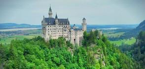 Замъкът Нойшванщайн или къде се раждат приказките (ГАЛЕРИЯ)