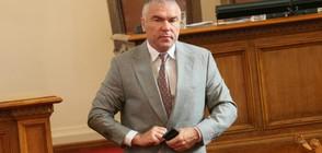 ВОЛЯ подкрепя оставките на министрите
