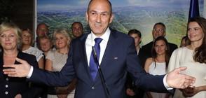 Победа за антиимигрантска партия в Словения
