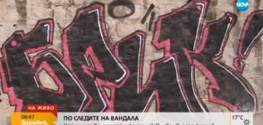 ПО СЛЕДИТЕ НА ВАНДАЛА: Кой изрисува десетки фасади в Пловдив?