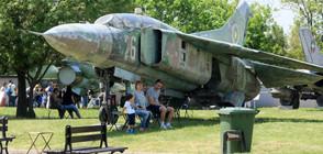 Много атракции в Деня на бащата във Военноисторическия музей