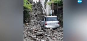 СЛЕД ПОРОЯ В ДУПНИЦА: Кога ще бъде оправена разрушената улица?