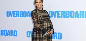Актрисата Ева Лонгория роди първото си дете (СНИМКА)
