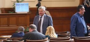 ИСКРИ В ПАРЛАМЕНТА: Избягалият рецидивист скара депутатите