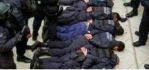 Арестуваха всички полицаи в мексикански град (ВИДЕО+СНИМКИ)